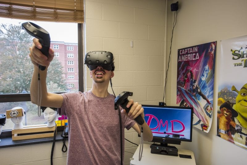 UConn PCS: Video Game Design