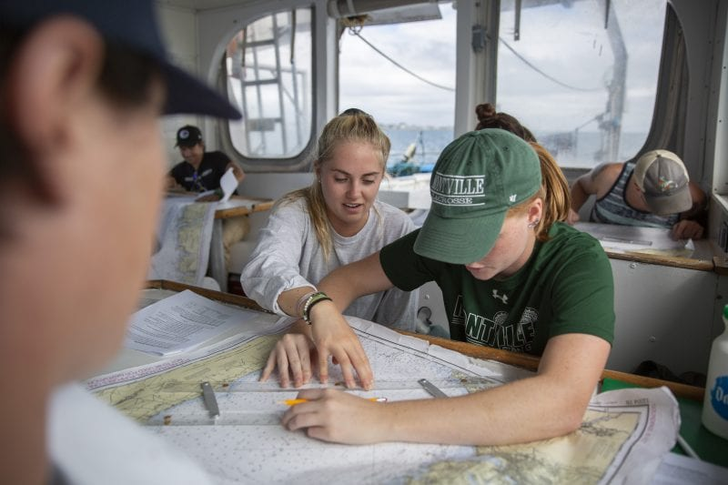 UConn PCS: Marine Biology