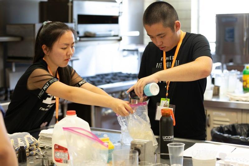 UConn PCS: Food Science