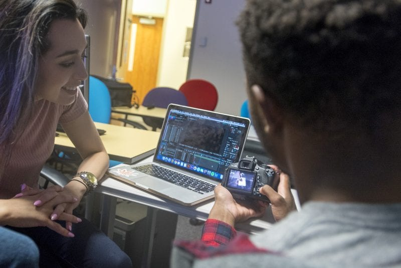 UConn PCS: Video Editing