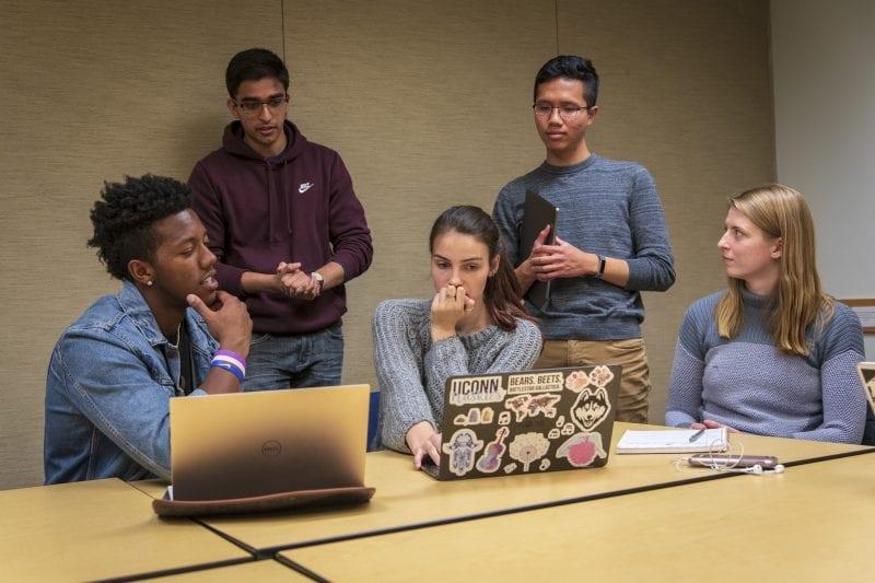 UConn PCS: The Entrepreneurial Journey